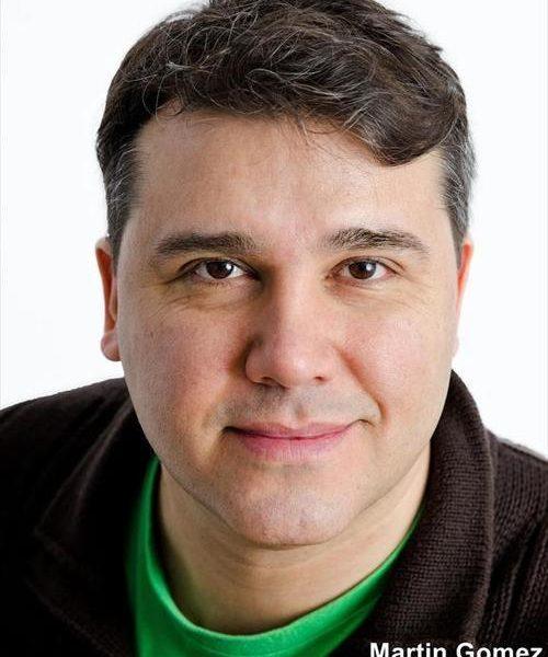 MARTIN D. GOMEZ