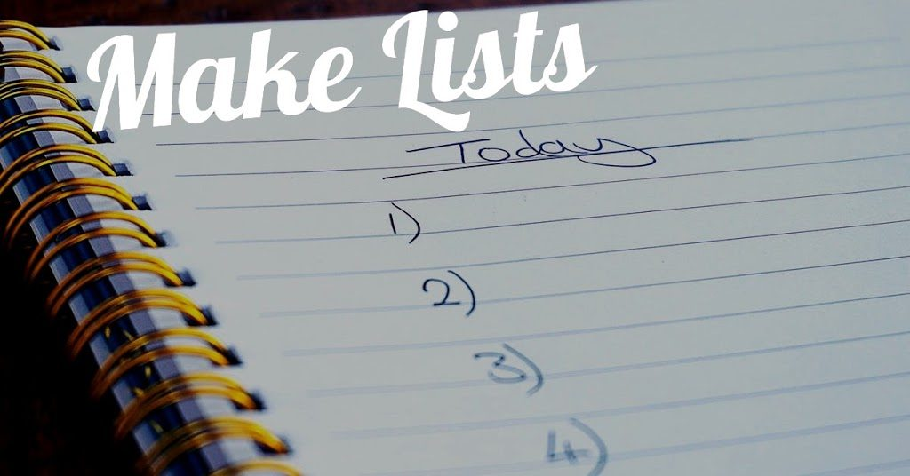 The Actors Lists for Success